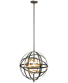 Uttermost Rondure 1-Light Pendant