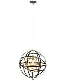 Uttermost Rondure 1-Light Pendant
