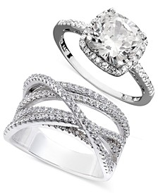 Cubic Zirconia Ring Collection, Created for Macy's