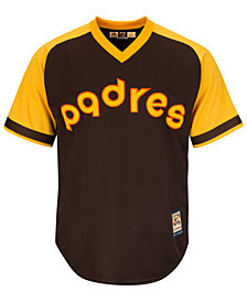 Majestic Men's San Diego Padres Cooperstown Replica Jersey