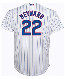 Kids' Jason Heyward Chicago Cubs Replica Jersey, Big Boys (8-20)