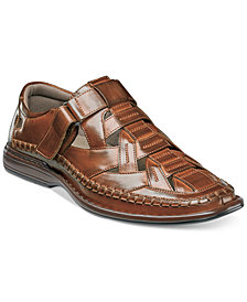 Stacy Adams Men's Biscayne Fisherman Sandals