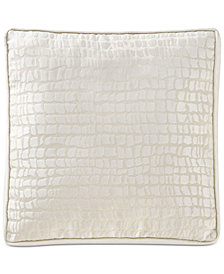 "Waterford Paloma 14"" Square Decorative Pillow"