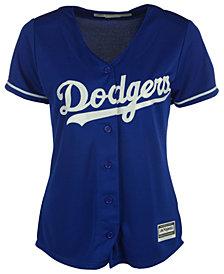 Majestic Women's Los Angeles Dodgers Cool Base Jersey