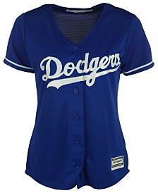 Majestic Women s Los Angeles Dodgers Cool Base Jersey - Sports Fan ... 2d470b39166