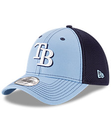 New Era Tampa Bay Rays Team Front Neo 39THIRTY Cap