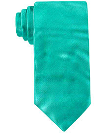 Perry Ellis Oxford Solid Tie