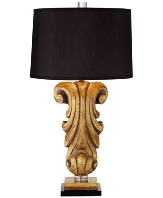 kathy ireland home by Pacific Coast Carlyle Table Lamp