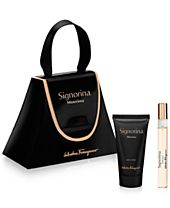 Receive a Complimentary Bag with any $129 Salvatore Ferragamo Signorina Misteriosa fragrance purchase