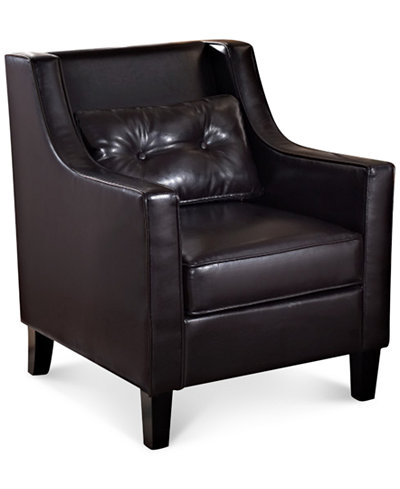 Asher Accent Chair, Quick Ship