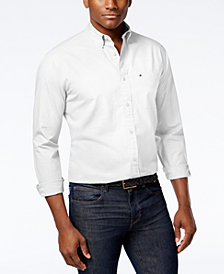 Tommy Hilfiger Men's Big & Tall Capote Shirt