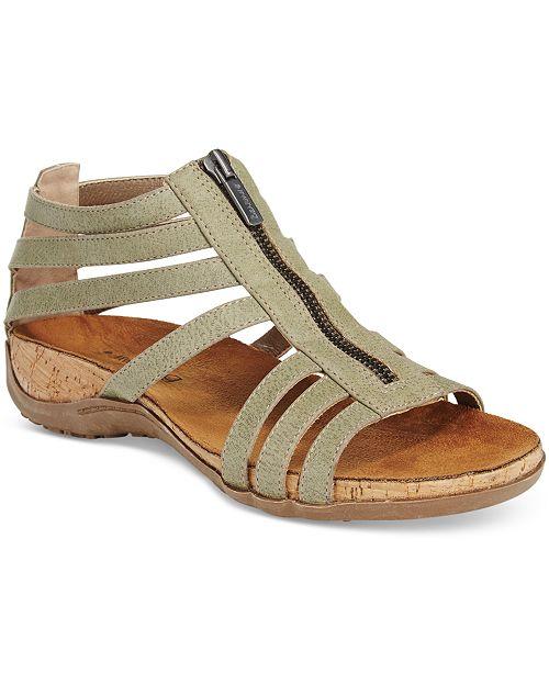 f4a72d80ab4 BEARPAW Layla Flat Sandals   Reviews - Sandals   Flip Flops ...