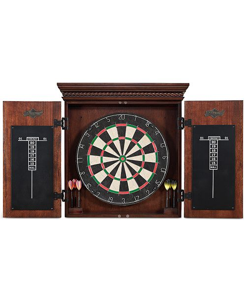 American Heritage Billiards Cavalier Dart Board, Quick Ship