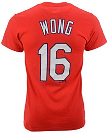 Kids' Kolten Wong St. Louis Cardinals Player T-Shirt, Big Boys (8-20)