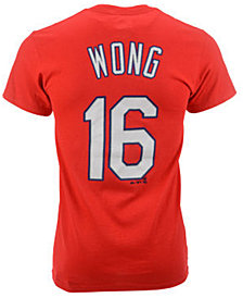 Majestic Kids' Kolten Wong St. Louis Cardinals Player T-Shirt, Big Boys (8-20)