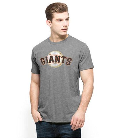 '47 Brand Men's San Francisco Giants Scrum Logo T-Shirt