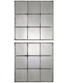 2-Pc. Derowen Square Mirrors