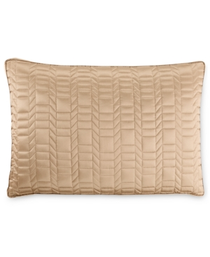 Hotel Collection Onyx Quilted King Sham Created for Macys Bedding
