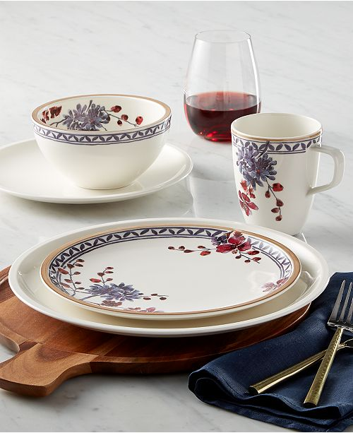 Villeroy & Boch Artesano Provencal Lavender Collection