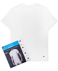 tommy hilfiger 3+1 bonus pack cotton crew-neck Undershirt 09tcr06