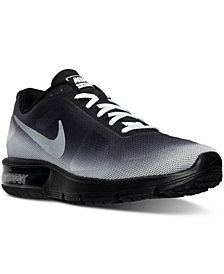 Nike Men's Air Max Sequent Equinox Running Sneakers from Finish Line