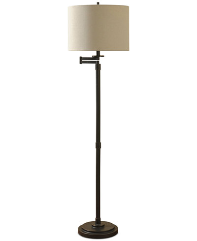 StyleCraft Floor Lamp With Swing Arm
