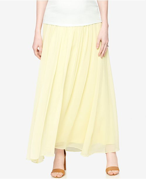 A Pea in the Pod Maternity Maxi Skirt