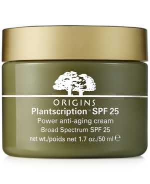 Origins Plantscription Spf 25 Anti-aging Cream 1.7 oz.