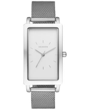 Skagen Women's Hagen Stainless Steel Mesh Bracelet Watch