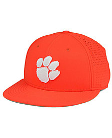 Nike Clemson Tigers True Vapor Fitted Cap