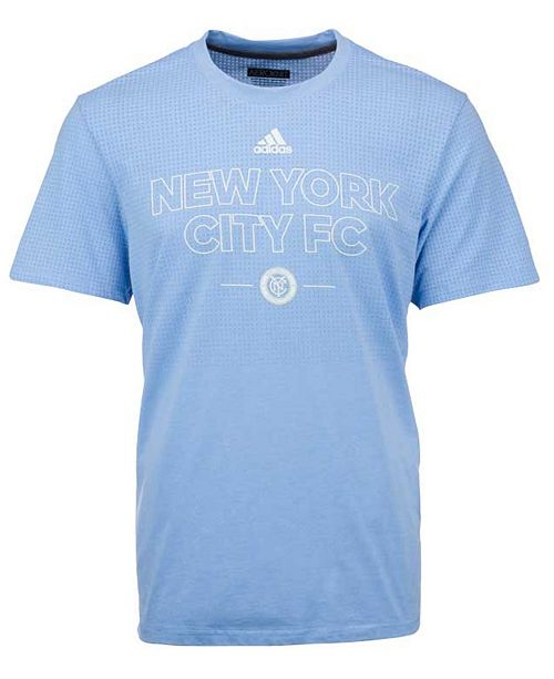 adidas Men's New York City FC Club Authentic T-Shirt