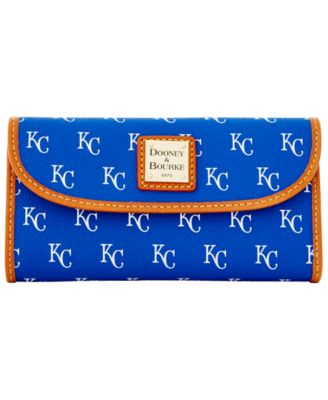 Kansas City Royals Large Continental Clutch