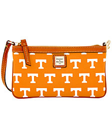 Dooney & Bourke Tennessee Volunteers Large Slim Wristlet