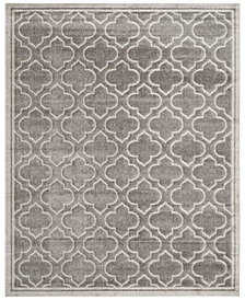 Safavieh Amherst Indoor/Outdoor AMT412C Grey/Light Grey Area Rugs