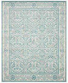 Safavieh Evoke EVK242C Ivory/Light Blue Area Rugs