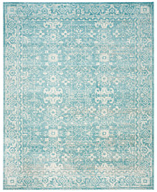Safavieh Evoke EVK270D Light Blue/Ivory Area Rugs