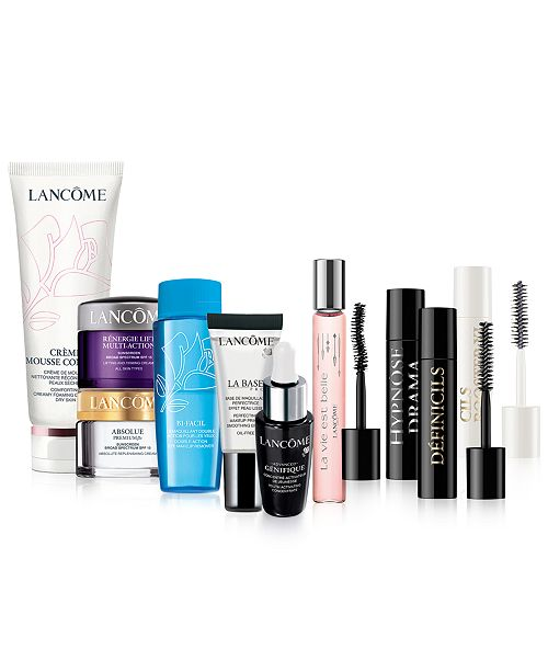Lancome Travel Size Collection