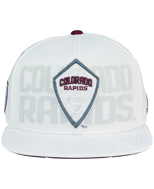 2ee709ca91e ... netherlands adidas colorado rapids authentic snapback cap sports fan  shop by lids men macys 01cc5 55f95