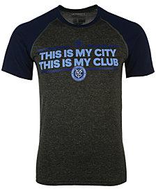 adidas Men's New York City FC Dassler Local T-Shirt