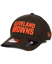 New Era Cleveland Browns New Team Classic 39THIRTY Cap