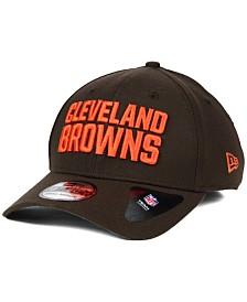 New Era Cleveland Browns New Team Classic 39THIRTY Cap