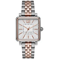 Marc Jacobs MJ3463 Women's Vic Two-Tone Stainless Steel Bracelet Watch