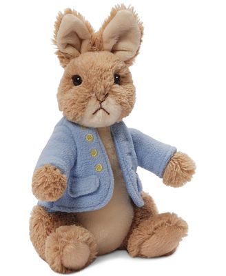 Gund� Baby Beatrix Potter Peter Rabbit Plush Stuffed Toy