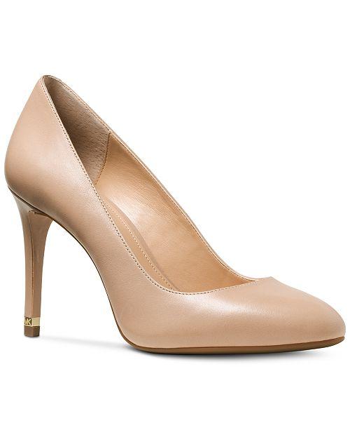 bfcc3637988 Michael Kors Ashby Flex Pumps & Reviews - Pumps - Shoes - Macy's