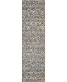 "CLOSEOUT!! Kelly Ripa Home Origin KRH12 2'3"" x 8"" Runner Rug"