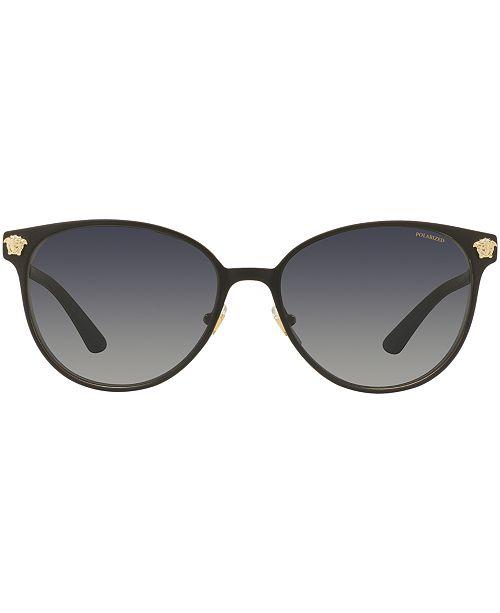 37e5e6c0631 ... Versace Polarized Polarized Sunglasses