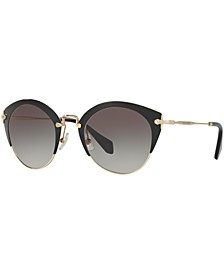 Sunglasses, MU 53RS
