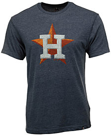 Majestic Men's Houston Astros Leadoff Cooperstown T-Shirt