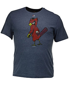 Majestic Men's St. Louis Cardinals Leadoff Cooperstown T-Shirt