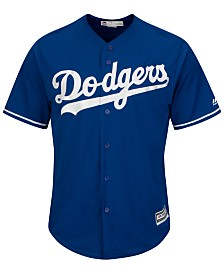 Majestic Men's Clayton Kershaw Los Angeles Dodgers Replica Jersey